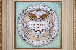 Ave Maria Royalty Free Stock Images