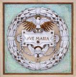 Ave Maria Stock Photo