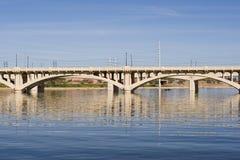 ave popiołów most. Zdjęcie Royalty Free