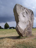 avebury πέτρα Στοκ εικόνα με δικαίωμα ελεύθερης χρήσης