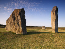Avebury Photographie stock