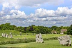 Avebury Stone Circle, Wiltshire, UK