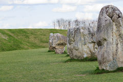 Avebury Stones Stock Photos