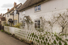 Avebury Village Royalty Free Stock Photography