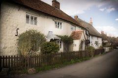 Avebury Village Stock Images