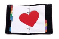 Avec amour Photos libres de droits