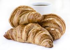 Avec dei croissant Immagine Stock Libera da Diritti