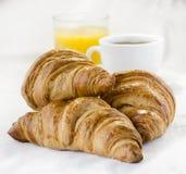 Avec dei croissant Fotografie Stock Libere da Diritti