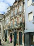 Aveiro budynki, Portugalia Fotografia Royalty Free