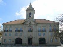 Aveiro budynki, Portugalia Obraz Stock