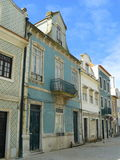 Aveiro budynki, Portugalia Obrazy Stock