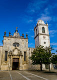 Aveiro Cathedral - Catedral de Aveiro Royalty Free Stock Images