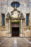 Aveiro Cathedral Royalty Free Stock Photo