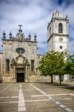 Aveiro Cathedral Stock Photography