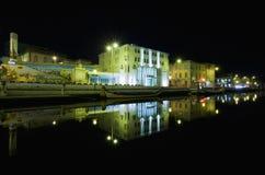 Aveiro city Stock Image