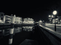 Aveiro city Stock Images