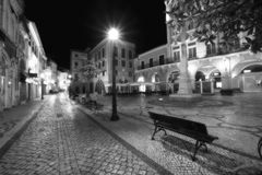 Aveiro city Royalty Free Stock Photography