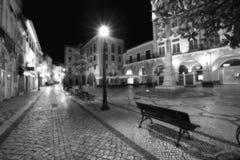 Aveiro city Royalty Free Stock Photography