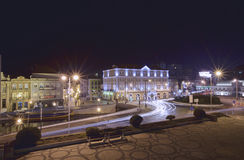 Aveiro city Stock Photography