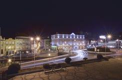 Aveiro city Stock Photography