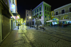 Aveiro city Royalty Free Stock Photos
