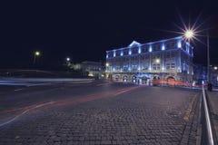 Aveiro city Stock Photo
