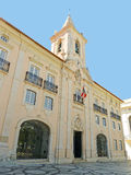 Aveiro city hall Stock Photography