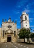 Aveiro katedra - Catedral de Aveiro Obrazy Royalty Free