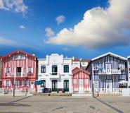 Aveiro, Portogallo Fotografia Stock