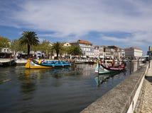 Aveiro Portogallo Immagine Stock