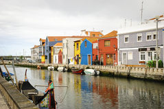 Aveiro, Portugal Royalty Free Stock Photos