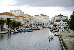 Aveiro, Portugal royalty free stock images