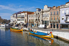 Aveiro, Portugal Stock Images
