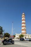 AVEIRO, PORTUGAL - 31 DE JULIO Imagen de archivo libre de regalías