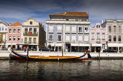 Aveiro Portugal Images stock