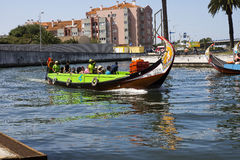 Aveiro Portugal Photo stock