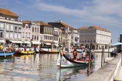 Aveiro Portugal Stockfotografie