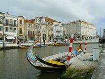aveiro Portugal Fotografia Royalty Free