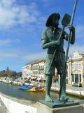 Aveiro, Portugal stock afbeeldingen