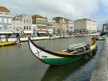 aveiro Portugal Zdjęcie Royalty Free