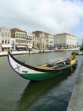 aveiro Portugal Obraz Royalty Free