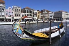 Aveiro - Portugal royalty free stock photography