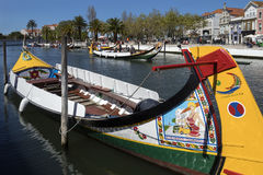 Aveiro - Portugal Royalty Free Stock Images