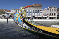 Aveiro - Portugal Royalty Free Stock Photo