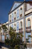 AVEIRO, PORTUGAL - 21 NOVEMBRE 2017 : bâtiments avec en céramique beaituful Photos libres de droits
