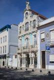 AVEIRO, PORTUGAL - 21 NOVEMBRE 2017 : Musée de nouvel art Photos stock