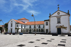 Aveiro in Portugal Royalty Free Stock Image