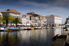 Aveiro Portugal Stock Images