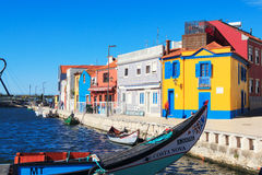 Aveiro, Porugal Photo stock