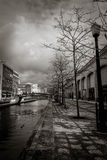 Aveiro rzeka Obraz Royalty Free